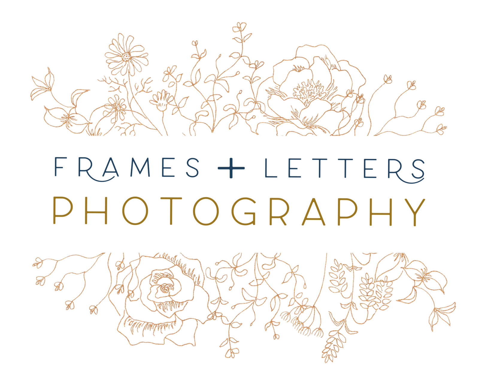 Frames and Letters Photography logo