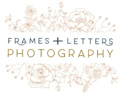 Frames and Letters Photography